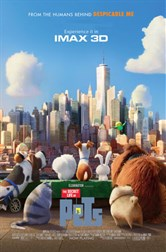 The Secret Life of Pets 3D