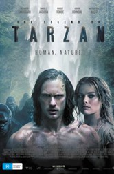 The Legend of <br>Tarzan 3D