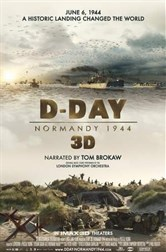 D-Day 3D:<br> Normandy 1944