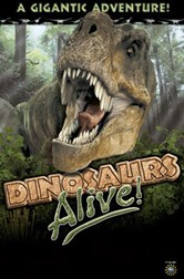 Dinosaurs Alive 3D