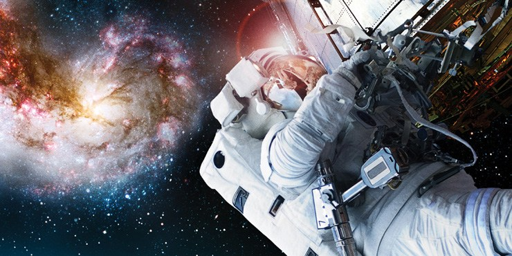 Astronauts as filmmakers in the making of Hubble 3D - IMAX Sydney